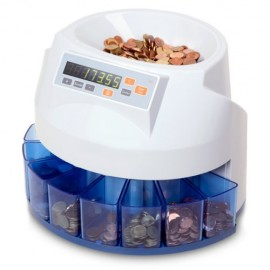 MAI 350 - Coin Counter & Sorter